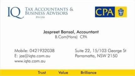 IQ Tax Accountants and Business Advisors Pty Ltd Parramatta Parramatta Area Preview