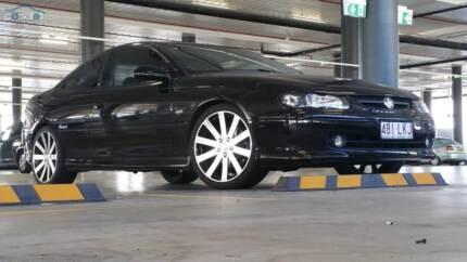 2002 Holden Monaro Coupe Darwin Region Preview