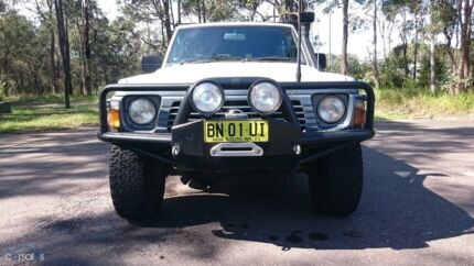 1996 Nissan GQ Patrol ST RD28T Warnervale Wyong Area Preview