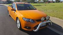 FG MKII XR6 FALCON UTE, SUPERCAB 6SPD AUTO Walkley Heights Salisbury Area Preview