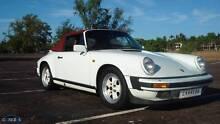 1985 Porsche 911 Convertible Bayview Darwin City Preview
