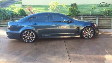 2010 Holden Special Vehicles Clubsport R8 Auto