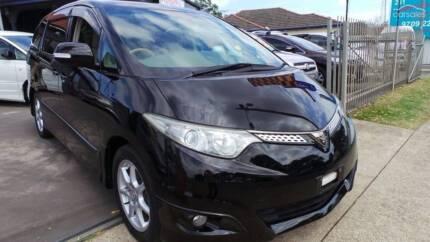 Toyota Tarago/Estima 7 or 8 Seat Van/Car Hire People Mover Blacktown Blacktown Area Preview