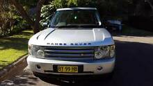 2004 Range Rover Range Rover Wagon Avalon Pittwater Area Preview