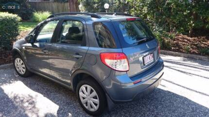 Zippy, small 4WD, Suzuki SX4 SUV Kangaroo Point Brisbane South East Preview