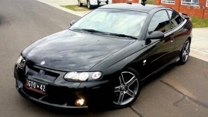 2002 HSV Coupe Coupe, ONLY 68032kms Melton Melton Area Preview