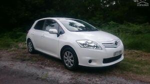 2010 Toyota Corolla Hatchback Caves Beach Lake Macquarie Area Preview