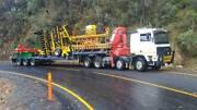 Crane Truck Prime Mover FOR HIRE 34 tonne HIAB PALFINGER PM Brisbane City Brisbane North West Preview