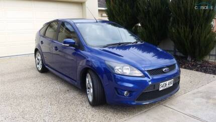 2010 Ford Focus Hatchback - XR5 Turbo West Richmond West Torrens Area Preview