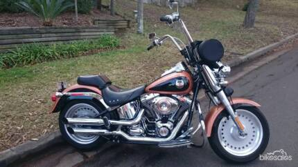 Harley Davidson FAT BOY 105th ANNIVERSARY
