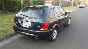 1999 Ford Laser Hatchback Reservoir Darebin Area Preview