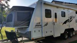 """caravan for hire only"" Jayco Basestation 21.66"