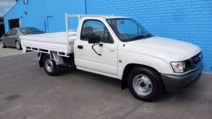 2004 Toyota Hilux Ute-MASSIVE CLEARANCE SALE! Enfield Port Adelaide Area Preview