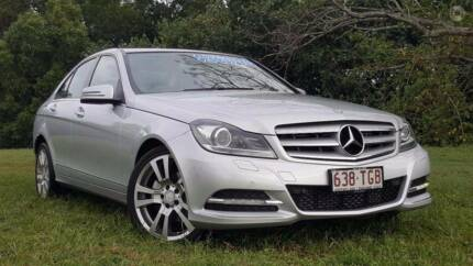 From $140* per week on finance 2012 Mercedes-Benz C250