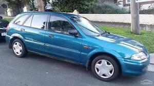 1999 Ford Laser Hatchback Thornbury Darebin Area Preview