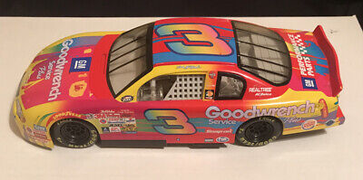 2002 Action Performance Co. Dale Earnhardt Peter Max Monte Carlo..1/24!!