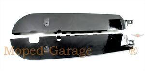Kreidler Florett RS RMC LF LH RM Kettenschutz Kettenkasten Matt Schwarz Neu*