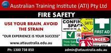 Brisbane - Fire Safety Course Brisbane City Brisbane North West Preview
