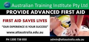 Apply First Aid Training/CPR - $95/$45 (BRISBANE) Sandgate Brisbane North East Preview