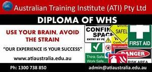 Brisbane Diploma Work Health and Safety Course Brisbane City Brisbane North West Preview