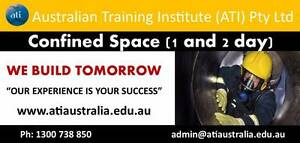 Brisbane Confined Space Course! Brisbane City Brisbane North West Preview
