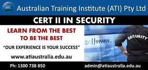 Brisbane Certificate II in Security Sandgate Brisbane North East Preview