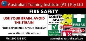Brisbane Fire Safety Advisor Course! Sandgate Brisbane North East Preview