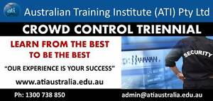 Crowd Controller Revalidation Training (Gold Coast-Nerang) Nerang Gold Coast West Preview