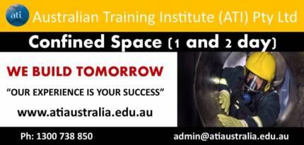 Brisbane Confined Space Course!