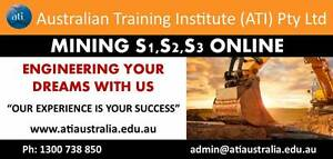 Mining Standard 11 Course Brisbane City Brisbane North West Preview
