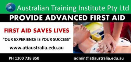 Provide Advanced First Aid Training
