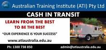 Brisbane Cash in Transit Course Brisbane City Brisbane North West Preview