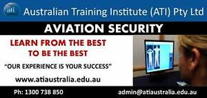 Brisbane Course in Aviation Security. Sandgate Brisbane North East Preview