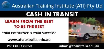 (Brisbane) Cash In Transit Course!