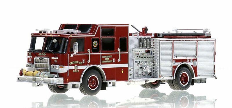 Fire Replicas Milwaukee  E-32 fro18-32