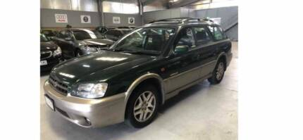 SUBARU 2001 OUTBACK WAGON $1990 Mile End South West Torrens Area Preview