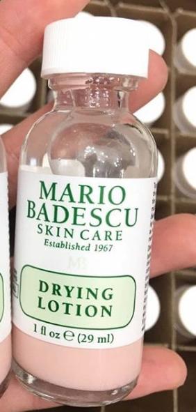 Mario Badescu Drying Lotion Anti-Acne Skincare 1 oz