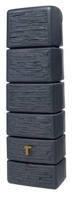 4rain Regenwasser-Wandtank Slim - 300 l