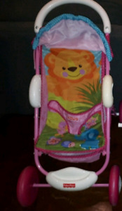 Poussette Fisher Price