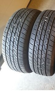 2 Tires 185/60/14 Toyo Eclipse M+S