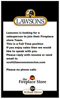 Looking for a Salesperson