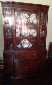 China Cabinet- Duncan Phyfe