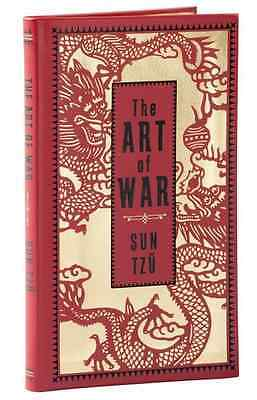 Купить *New Leatherbound* THE ART OF WAR by Sun Tzu (Pocket Size)