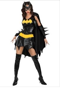 Woman's Costumes size small: batgirl, pocahottie, sexy general