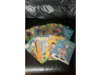 Oxford reading tree kids books
