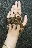 Henna tattoo artist available any fun day for for your big EVENT