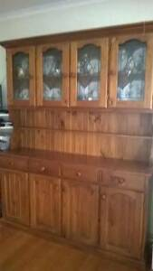 dining room cupboard great condition