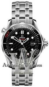 212.30.36.20.51.001 NEW OMEGA SEAMASTER 007 JAMES BOND 50TH ANNIVERSARY WATCH