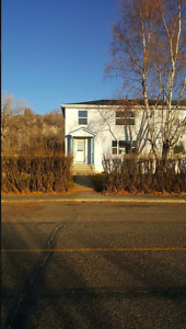3 Bedroom Duplex Available in Peace River South End