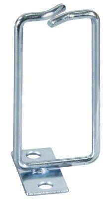 Techly Profesional Anillo Pasacables Lateral 40x80 MM En Acero Cincado Para Ar